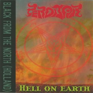 Perditor - Hell on Earth cover art
