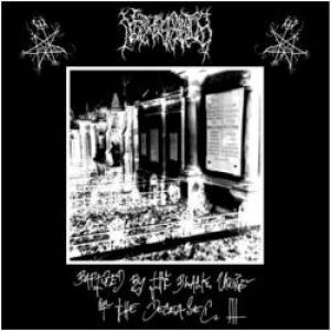 Necros Christos - Baptized By the Black Urine of the Deceased cover art