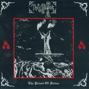The Black - The Priest of Satan cover art