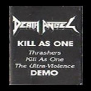 Death Angel - Kill As One cover art
