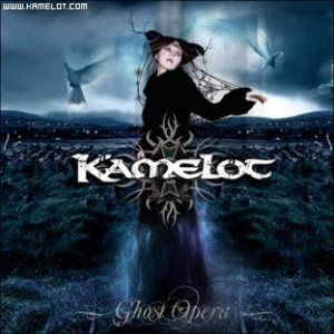 Kamelot - Ghost Opera cover art