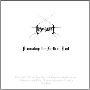 Todesfaust - Promoting the Birth of Evil cover art