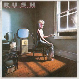 Rush - Power Windows cover art