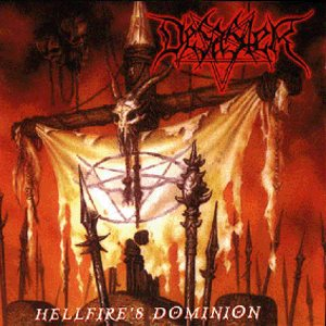 Desaster - Hellfire's Dominion cover art