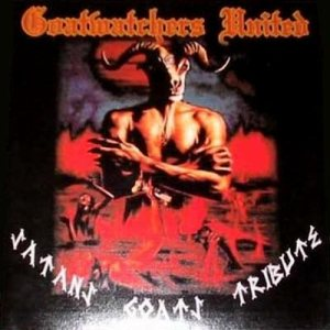 Goat Semen - Goatwatchers United - Satans Goats Tribute cover art