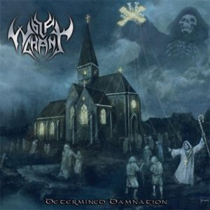Wolfchant - Determined Damnation cover art