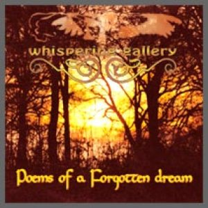 Whispering Gallery - Poems of a Forgotten Dream cover art