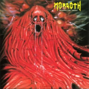 Morgoth - Resurrection Absurd cover art