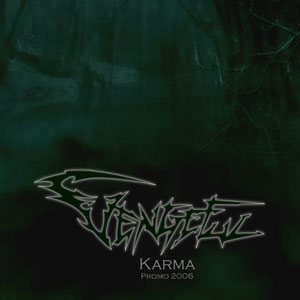 Vengeful - Karma (promo 2006) cover art