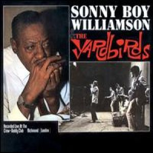 The Yardbirds - Sonny Boy Williamson & the Yardbirds cover art