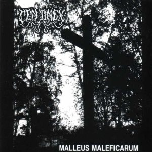 Centinex - Malleus Maleficarum cover art