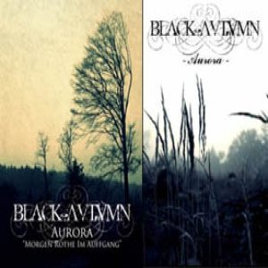 Black Autumn - Aurora 'Morgen Rothe Im Auffgang' cover art