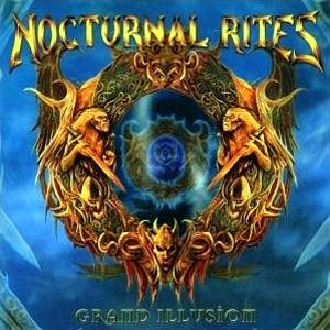 Nocturnal Rites - Grand Illusion cover art