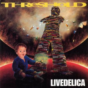 Threshold - Livedelica cover art