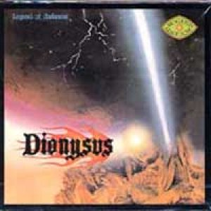 Dionysus - Legend of Darkness cover art