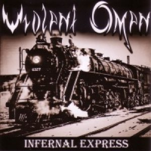Violent Omen - Infernal Express cover art