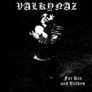 Valkynaz - For Kin and Valkyn cover art