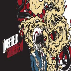 Galaxicon - The Unbeheld / Galaxicon cover art