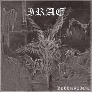 Irae - Hellnation cover art