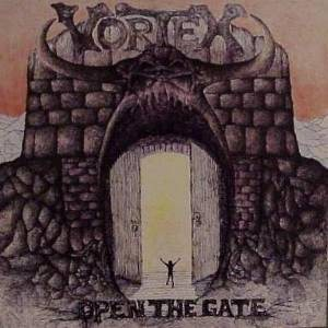 Vortex - Open the Gate cover art