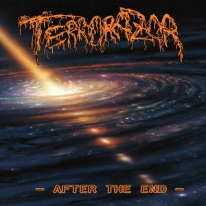 Terrorazor - After the End cover art