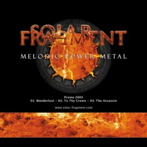 Solar Fragment - Promo 2005 cover art