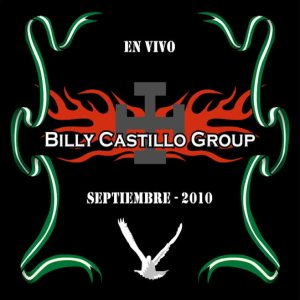 Billy Castillo - Billy Castillo Group - En Vivo - Septiembre 2010 cover art