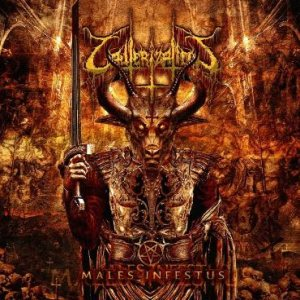 Cauterization - Males Infestus cover art