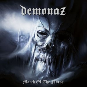 Demonaz - March of the Norse cover art