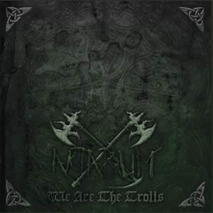 Aktarum - We Are the Trolls cover art