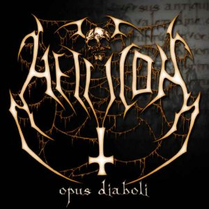 Hell Icon - Opus Diaboli cover art