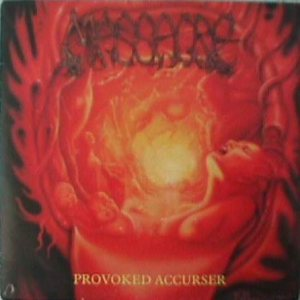 Massacre - Provoked Accurser cover art