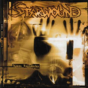 Stabwound - Human Boundaries cover art