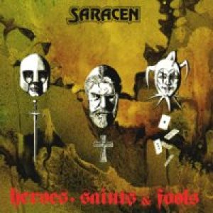 Saracen - Heroes, Saints & Fools cover art