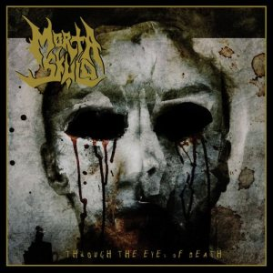Morta Skuld - Through the Eyes of Death cover art