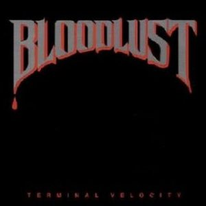 Bloodlust - Terminal Velocity cover art