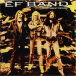 E.F. Band - Their Finest Hours cover art