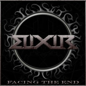 Elixir - Facing the end cover art