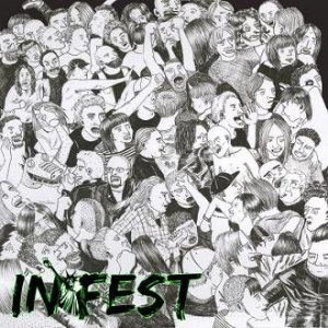 Thrash Metal/Crossover - Infest cover art