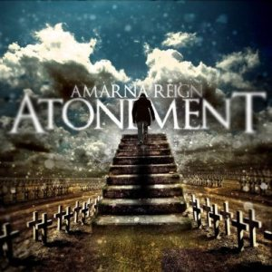Amarna Reign - Atonement cover art