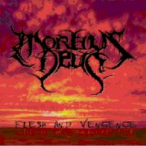 Morbus Deus - Flesh and Vengence cover art