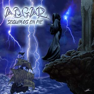Adgar - Seguimos En Pie cover art
