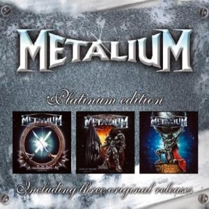 Metalium - Platinum Edition cover art