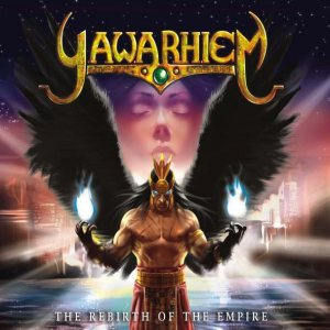 Yawarhiem - The Rebirth of the Empire cover art