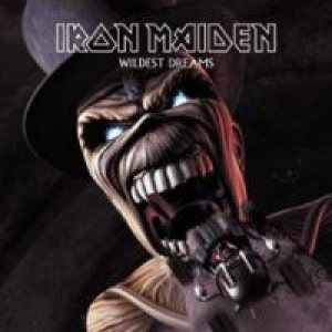 Iron Maiden - Wildest Dreams cover art