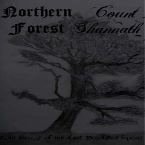 Count Shannäth - Cold Breeze of My Last Desolated Spring cover art