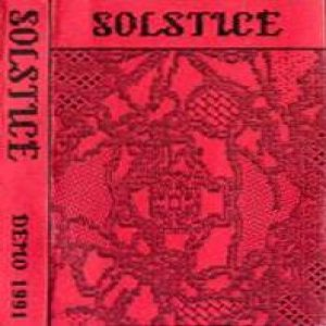 Solstice - Demo 1991 cover art