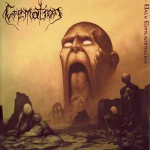 Cremation - Hate Contamination cover art
