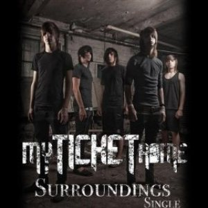 My Ticket Home - Surroundings cover art