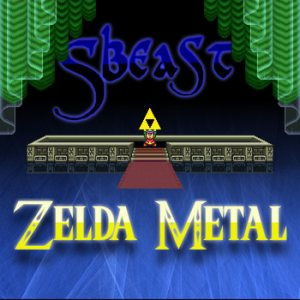 Sbeast - Zelda Metal cover art